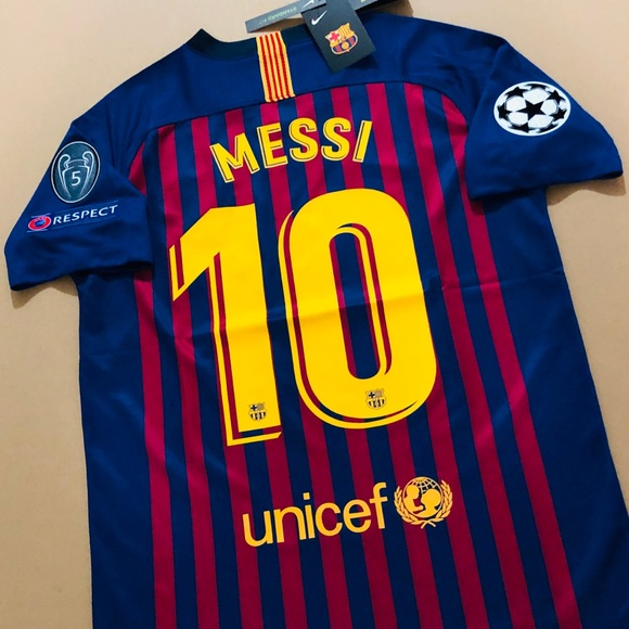 02975f28c3c ... FC Barcelona BARCA Soccer Jersey. NWT. Nike.  M 5c3fd212c9bf50d3c5fe55a1. M 5c3fd20a534ef901ca0551ae.  M 5c3fd20bc9bf503192fe5581